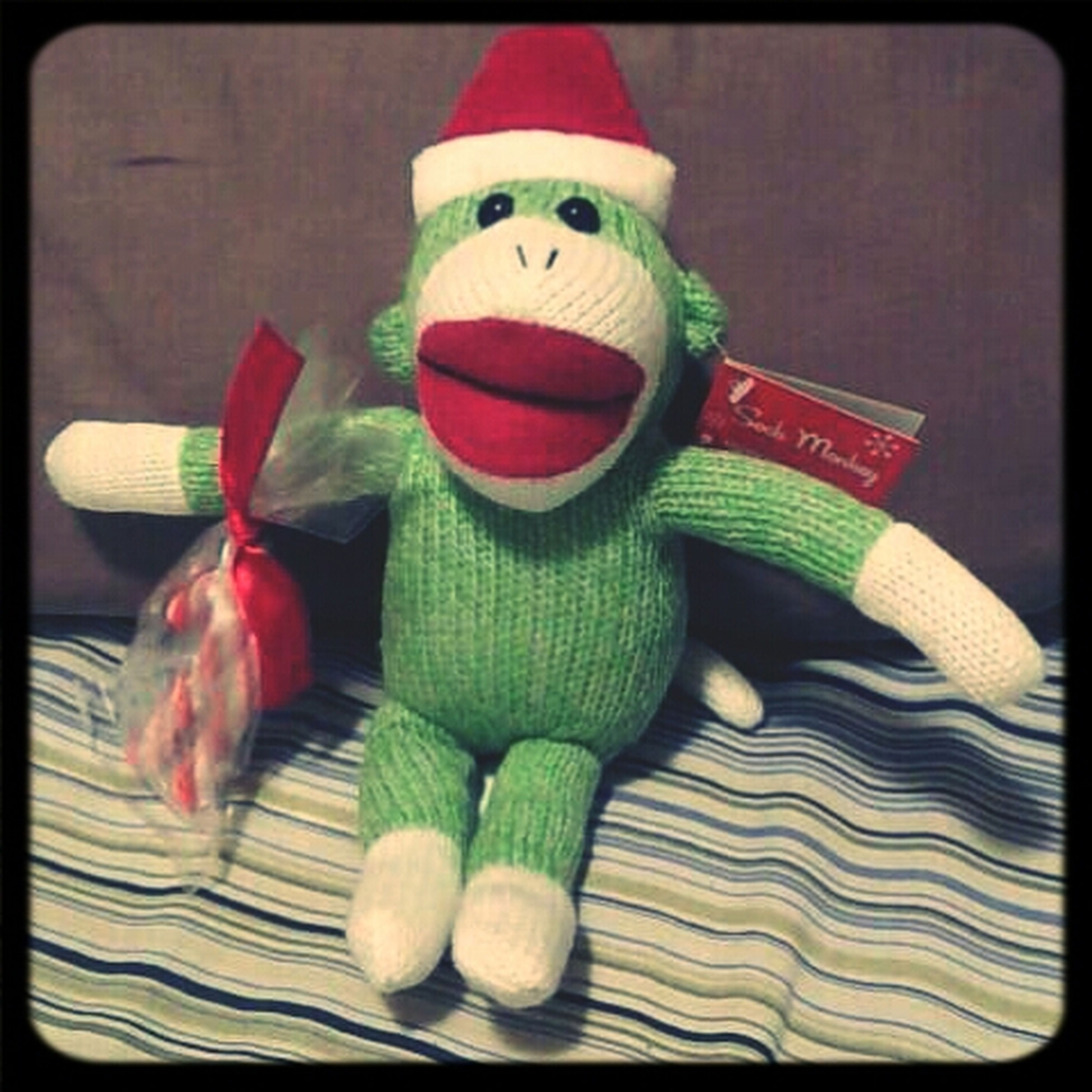 First Christmas Gift From My Makamae;)