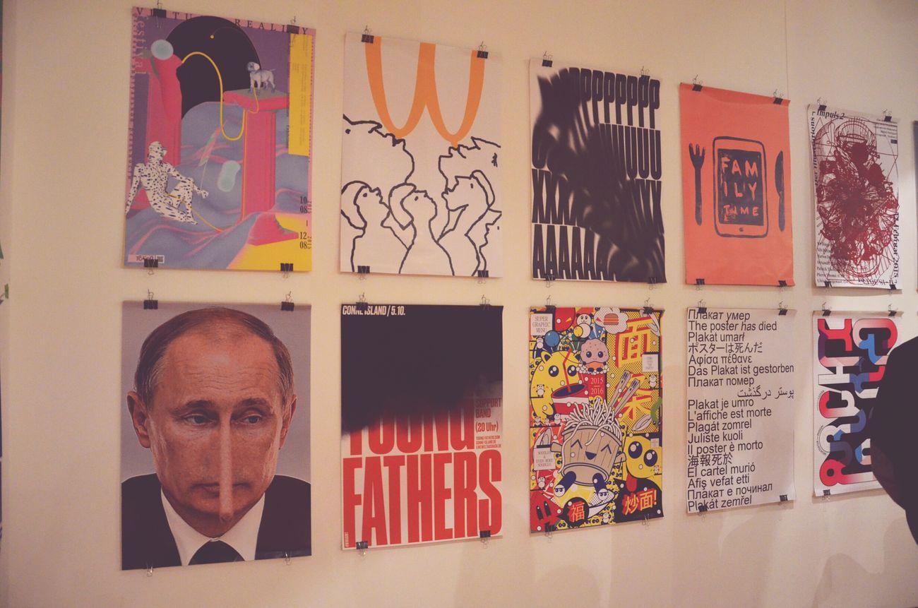 Festival Art Putin Controversy Politically Incorrect Poster Pinochio Mc Donald's Open Edit EyeEm Best Shots