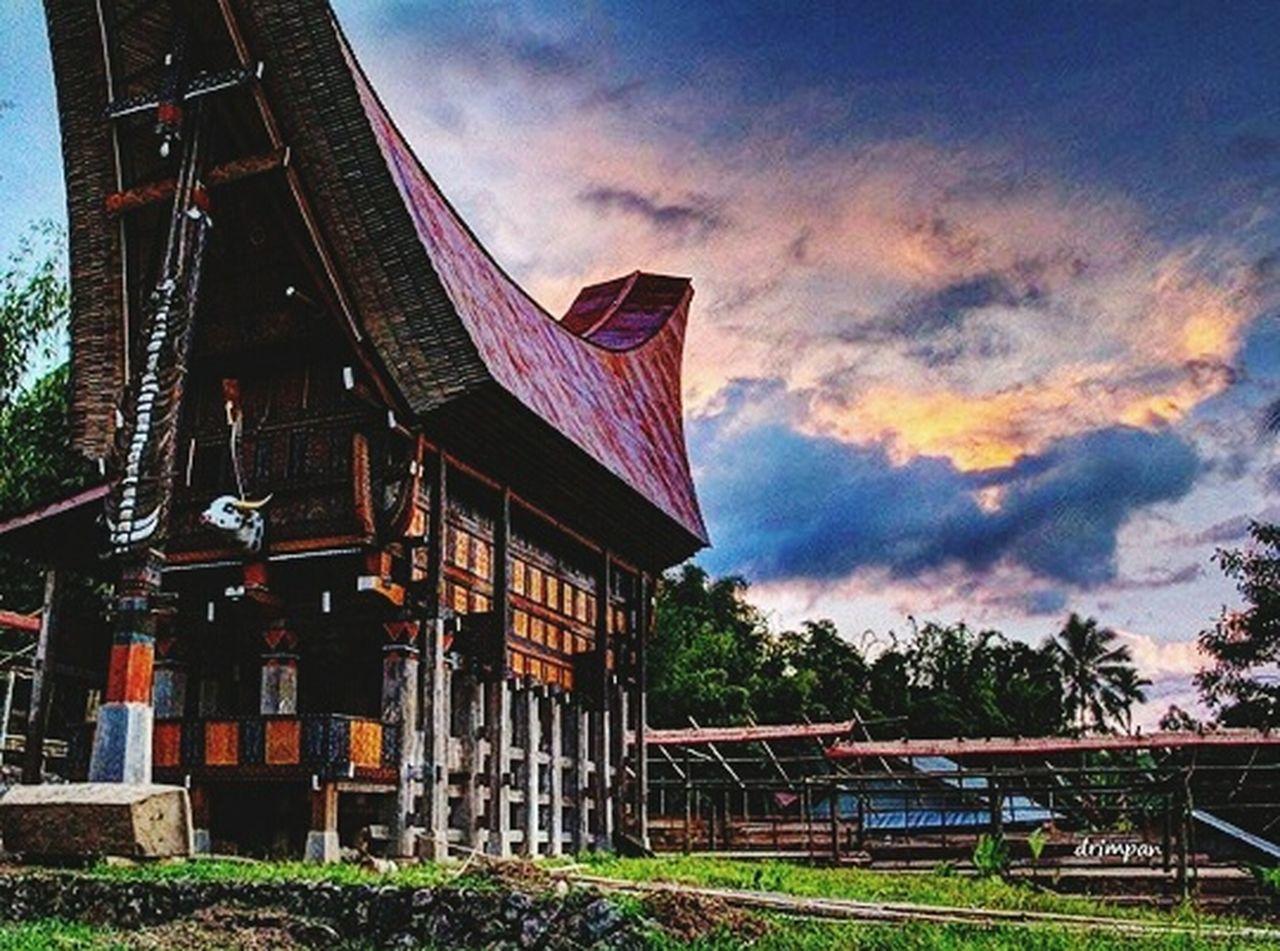 Cloud - Sky Toraja Utara Rumah Adat Photographer Sunset Torajaland Toraja Indonesia
