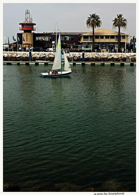 Escaping EyeEm Porto Swimming Yacht Rock