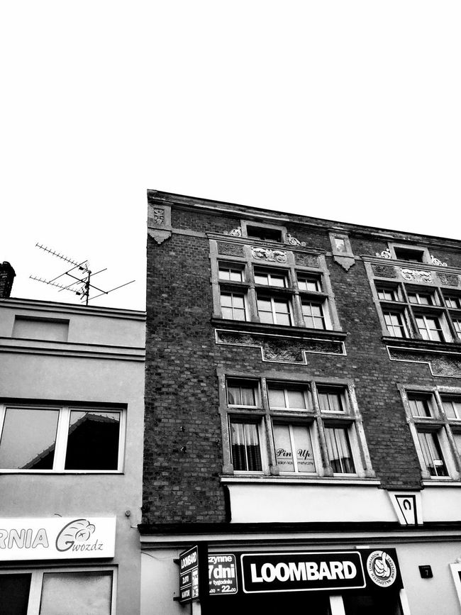 Blackandwhite Architecture Outdoors No People City Cloud Cloud - Sky