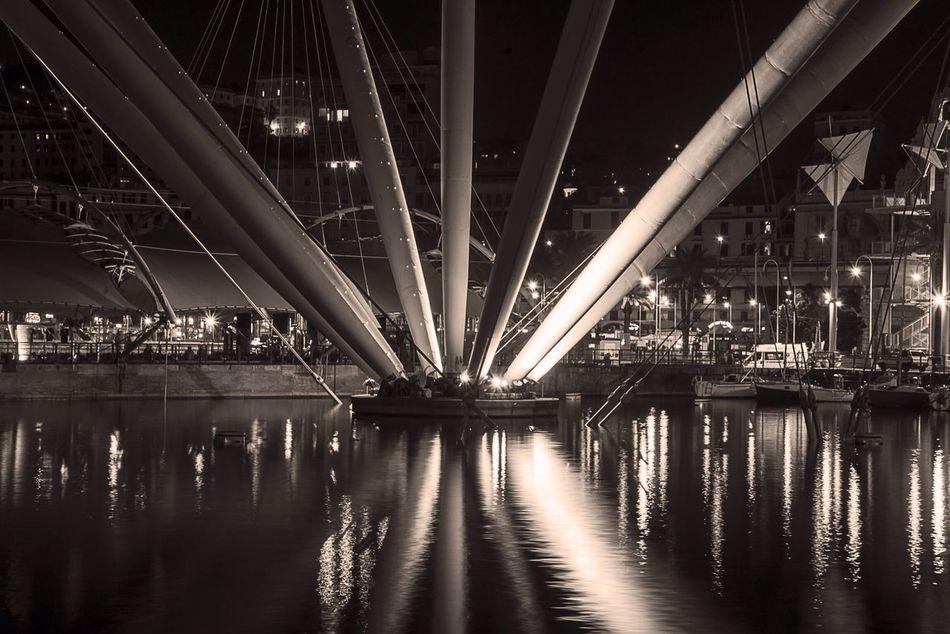 Il Bigo Genova Porto Stree Photography