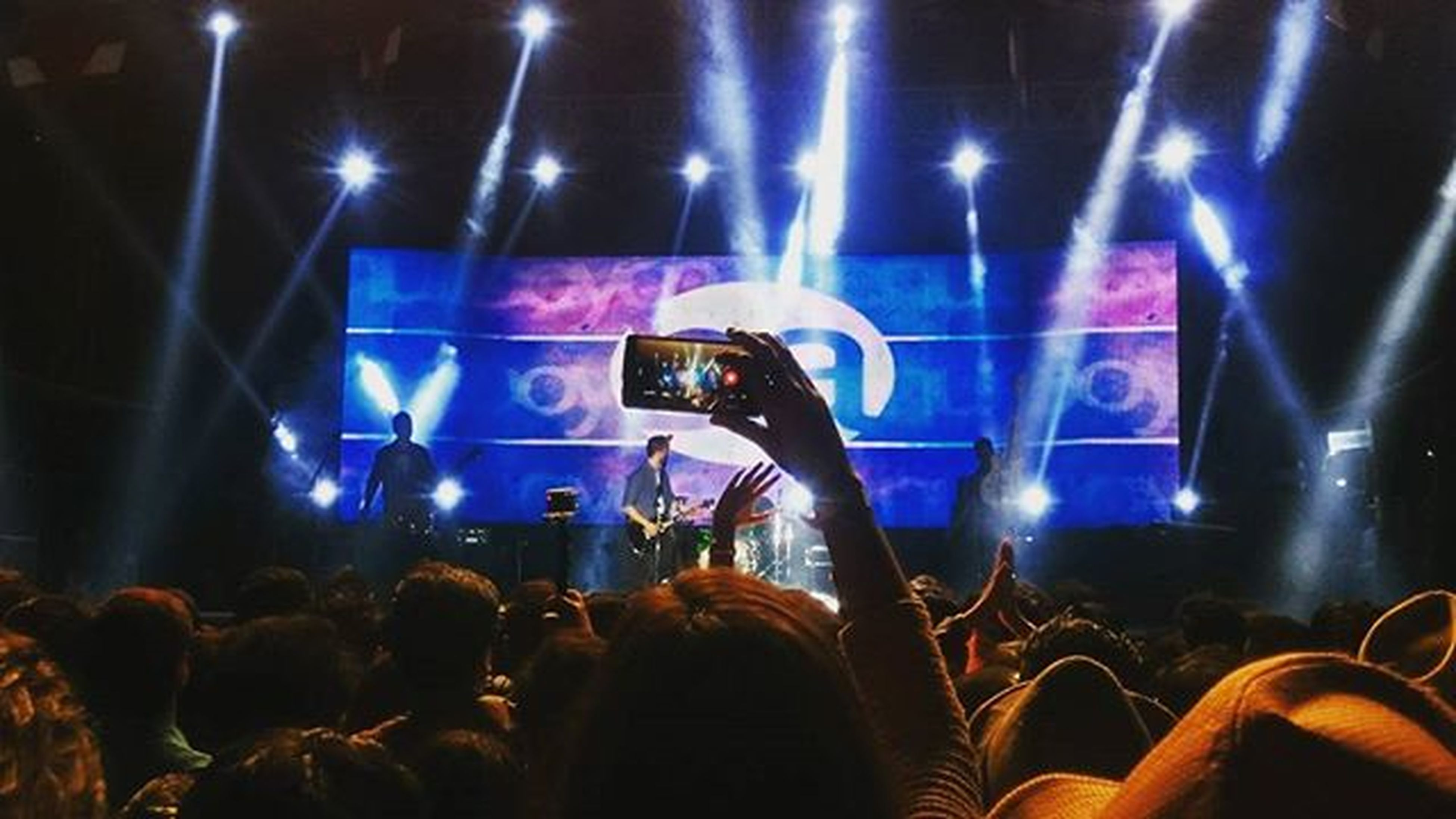 So. This happened tonight. Boyce Avenue. Live. Got to see them live 6 years after stumbling across their music. Totally worth every single rupee. I am happy. :') BoyceavenueinDelhi Boyceavenue BoyceavenueinIndia UAfestival UA Newdelhi India Music Concert Gigphoto Phonecam