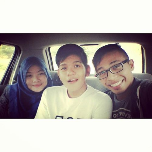 Miss u fizwan, miss u Dewi.. Omy Alorsetar Alone Ootd