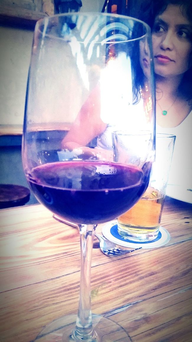 Villa Park The Post. Wine Tasting Malbec Argentino Enjoying Life Hanging Out