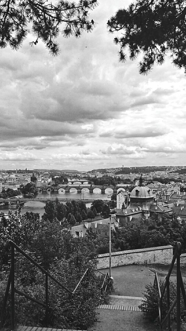 Prague B&W Collection Shades Of Grey B&w Black & White Prague Bridges EyeEm In Prague Prague River Moldau