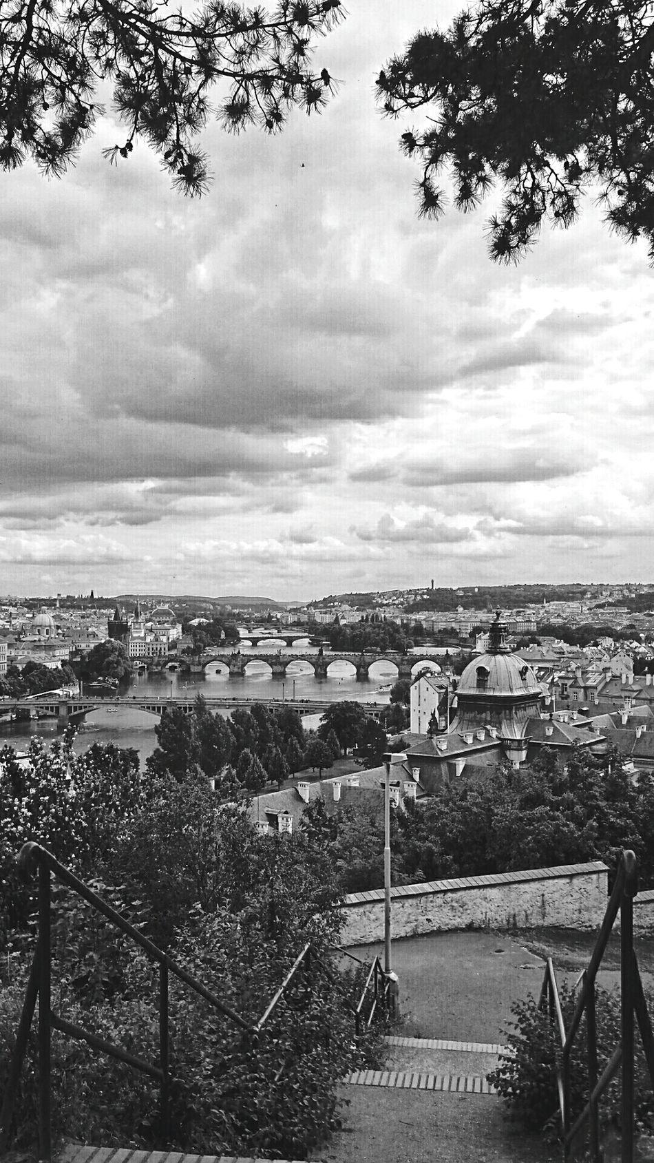 Prague B&W Collection Shades Of Grey B&w Black & White Prague Bridges EyeEm In Prague Prague River Moldau