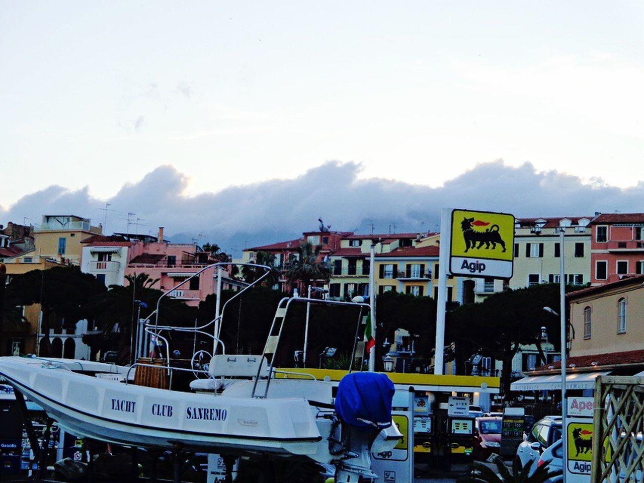 Sanremo Italy Italian Riviera