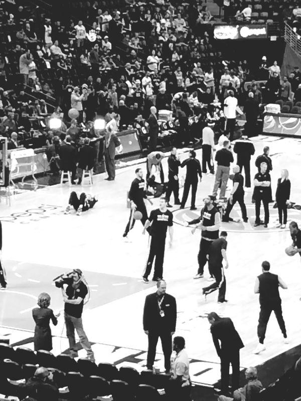 San Antonio Spurs San Antonio Basketball Game NBA