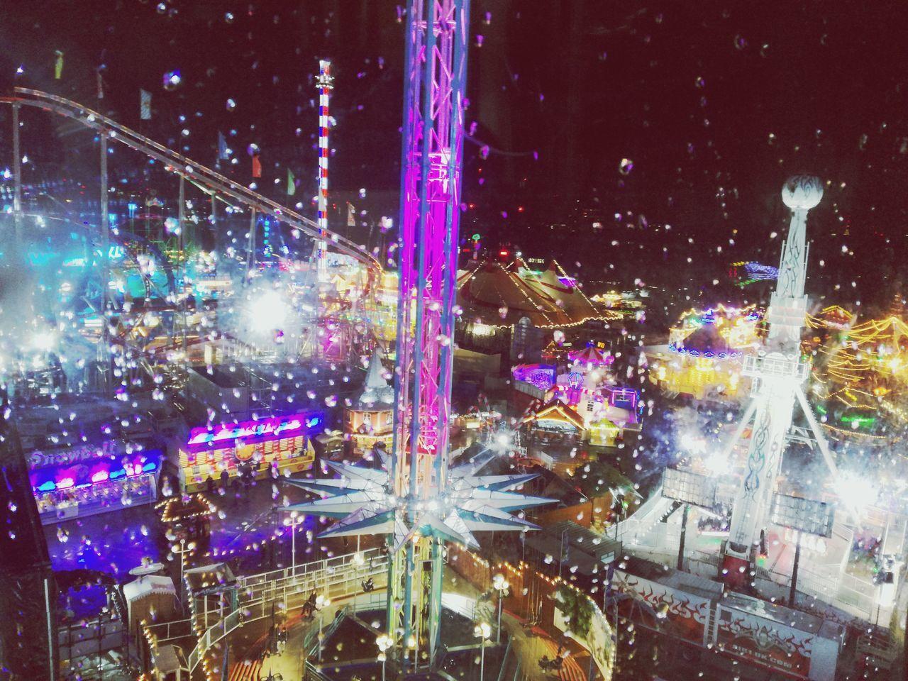 Winter Wonderland ❄ Christmas Lights Outdoors Christmas Market City London