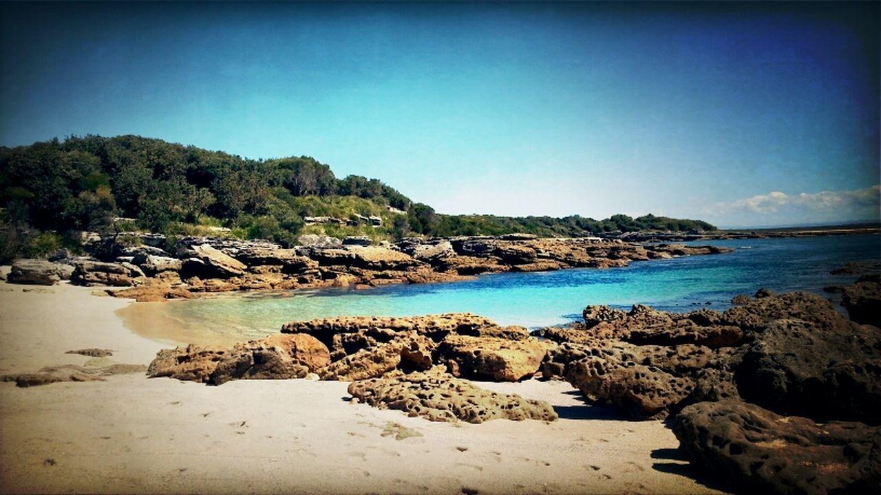 Relaxing Honeysuckle Beach