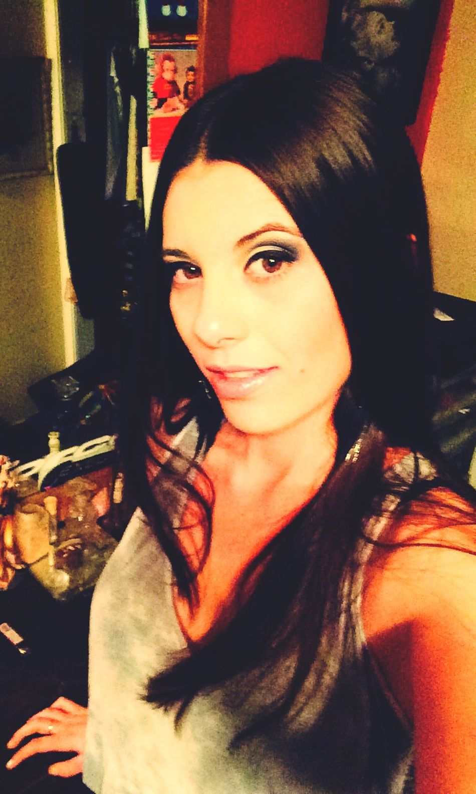 Beautiful Girl Beautiful Smile LoveWhoYouAre Keep Positive