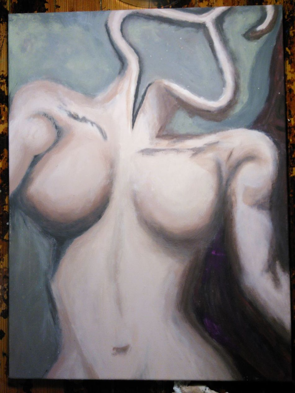 Doin' Laundry is coming along:) My Painting Art Acrylics Acrylic Painting Original Art Original Artwork Original Acrylic On Canvas Woman Woman Portrait Portrait Lady in progress. .. Surrealism Surrealist Art Surreal Art, Drawing, Creativity Art And Craft Arts Culture And Entertainment