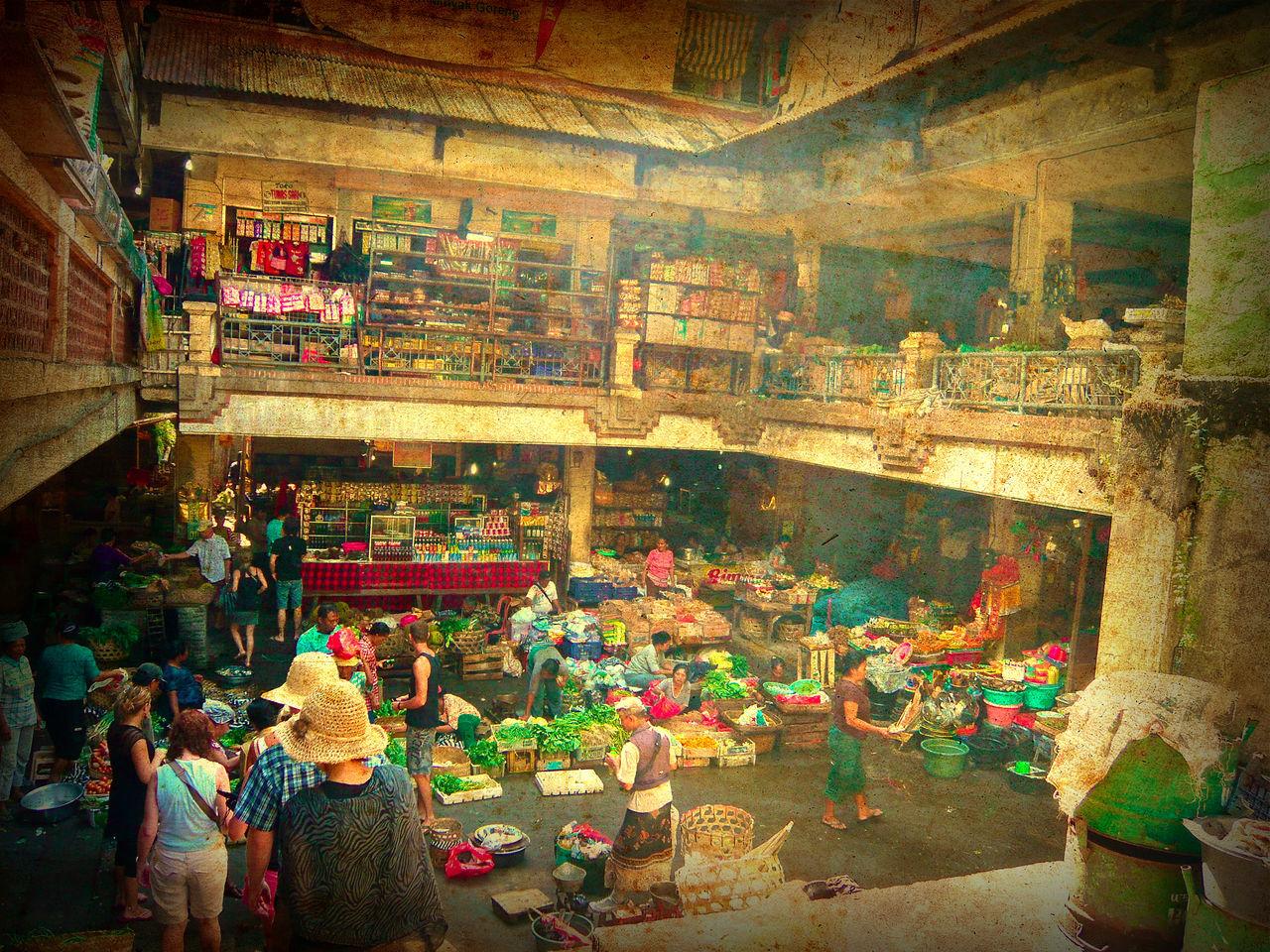 Bali Old Market Ubud