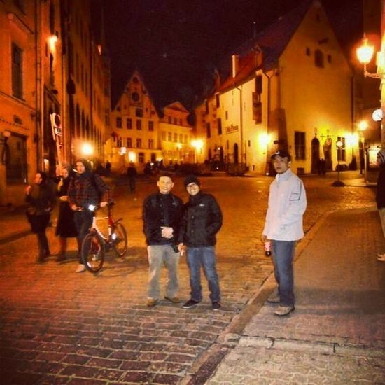 Old City Tallin Estonia.. Chefonboard Jakarta Hello World Enjoying Life