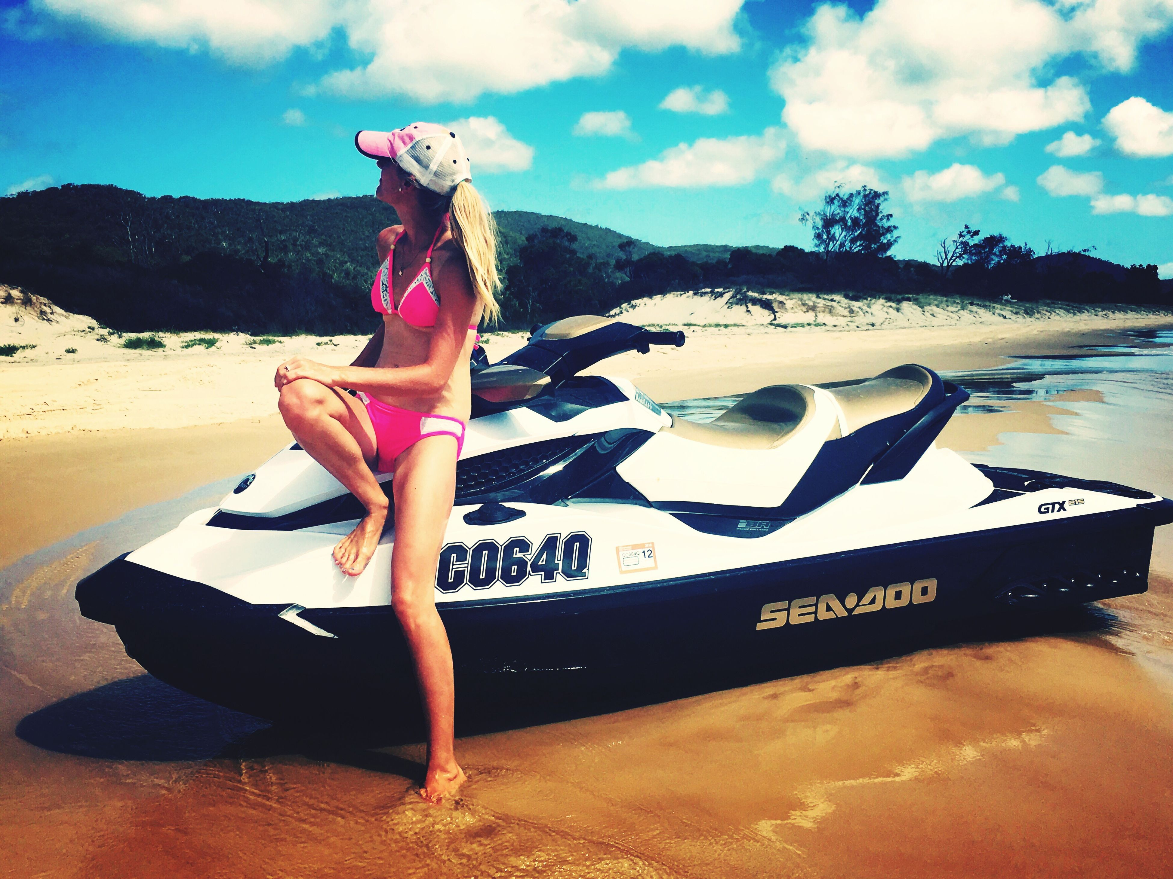 Seadoo And Me One Love If You Can Dream It You Can Do It
