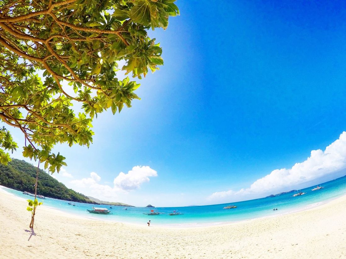 Beauty Beach Travelphotography Its More Fun In The Philippines Itchyfeet Thegrind Goprophotography Travelph People And Places