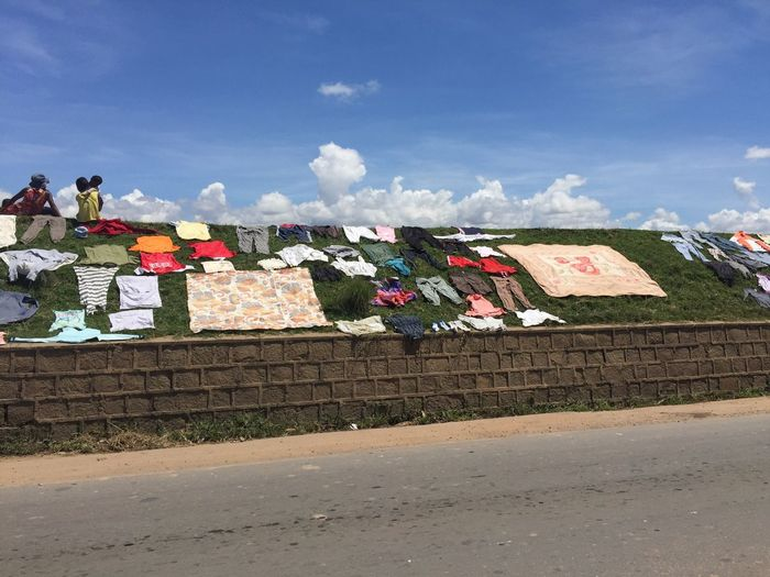 Laundry Day Madagascar