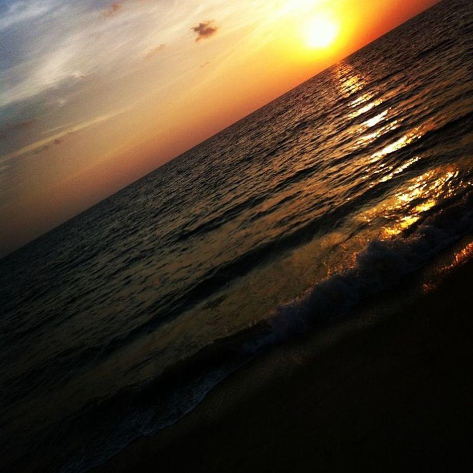Sunset @ phuker