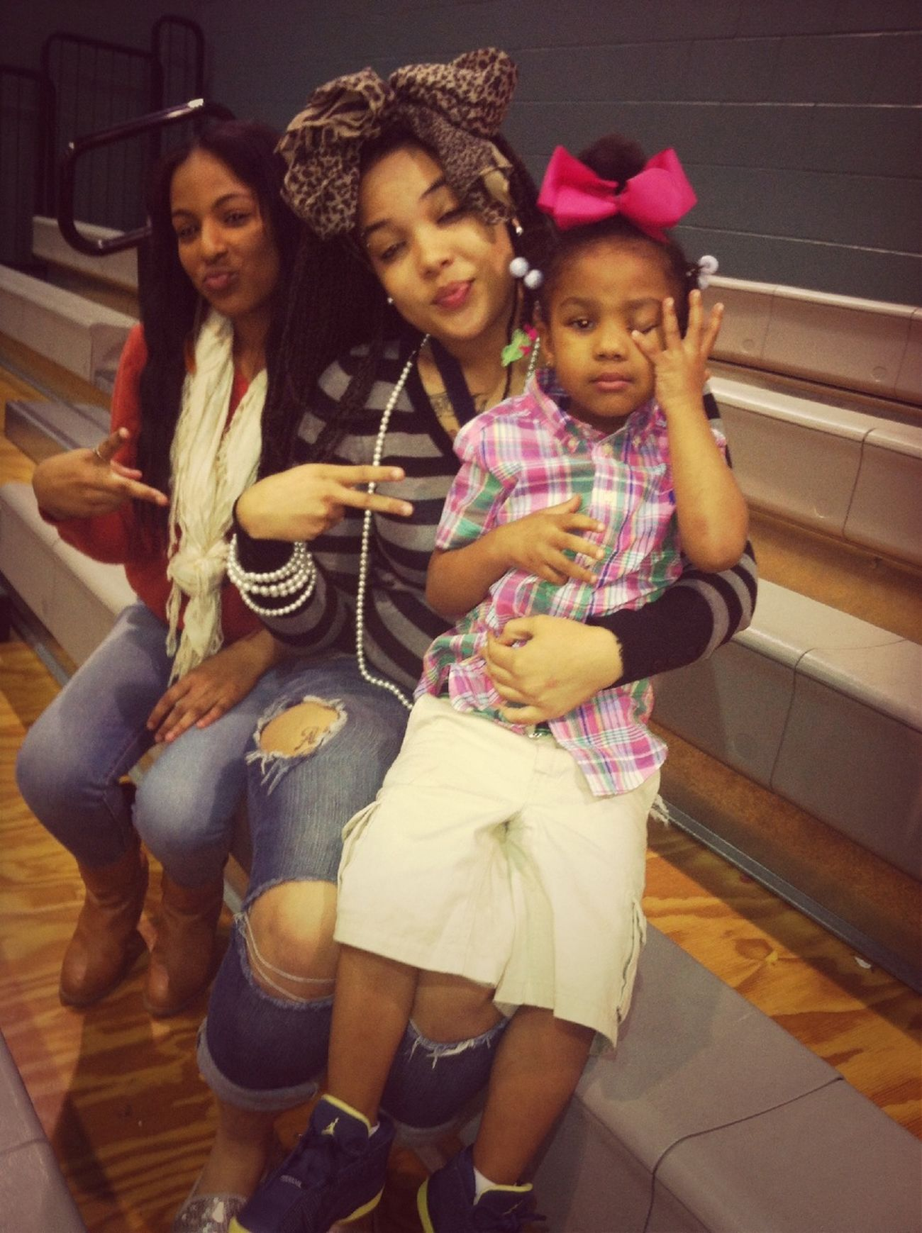 Family <3 Ugly Tho :)