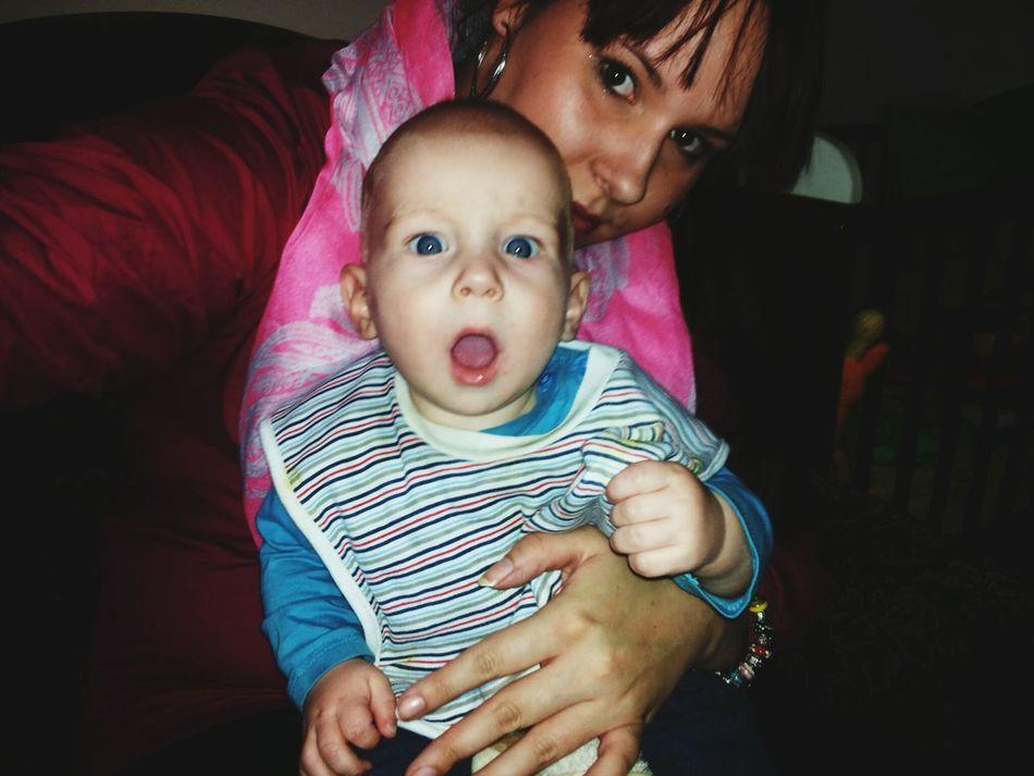 Selfie Baby ❤ My Godson❤