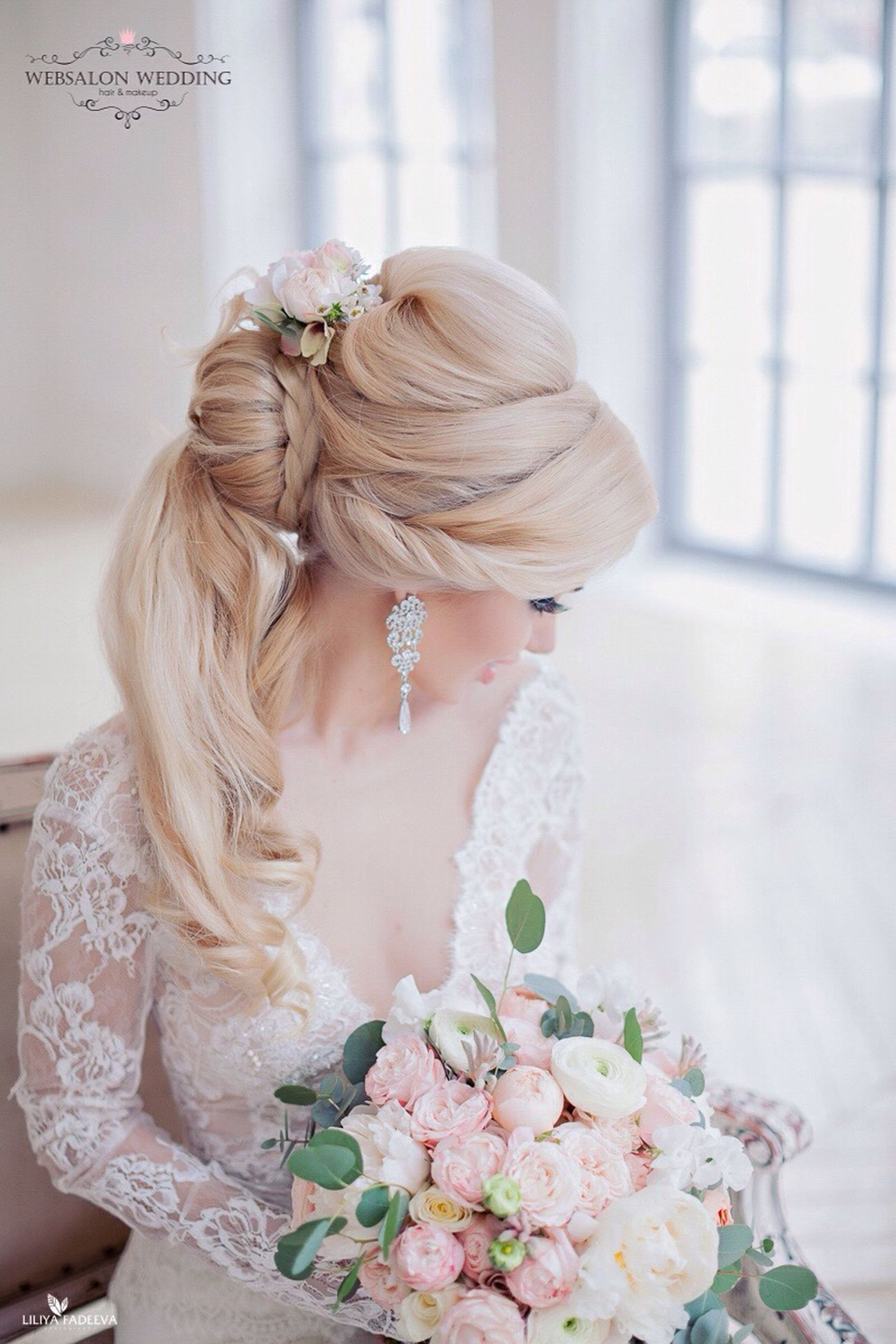 Wedding Dress Novia2015 Happy Wedding Wedding2015 Wedding Photography Blonde Girl Blondie Fashion Hair Girl Hairstylist