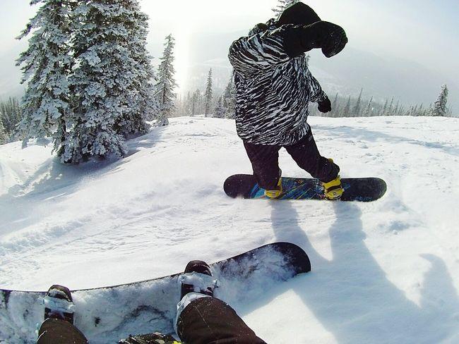 Snowboarding Шерегеш Sheregesh горы Mountains Snow сноуборд Gopro