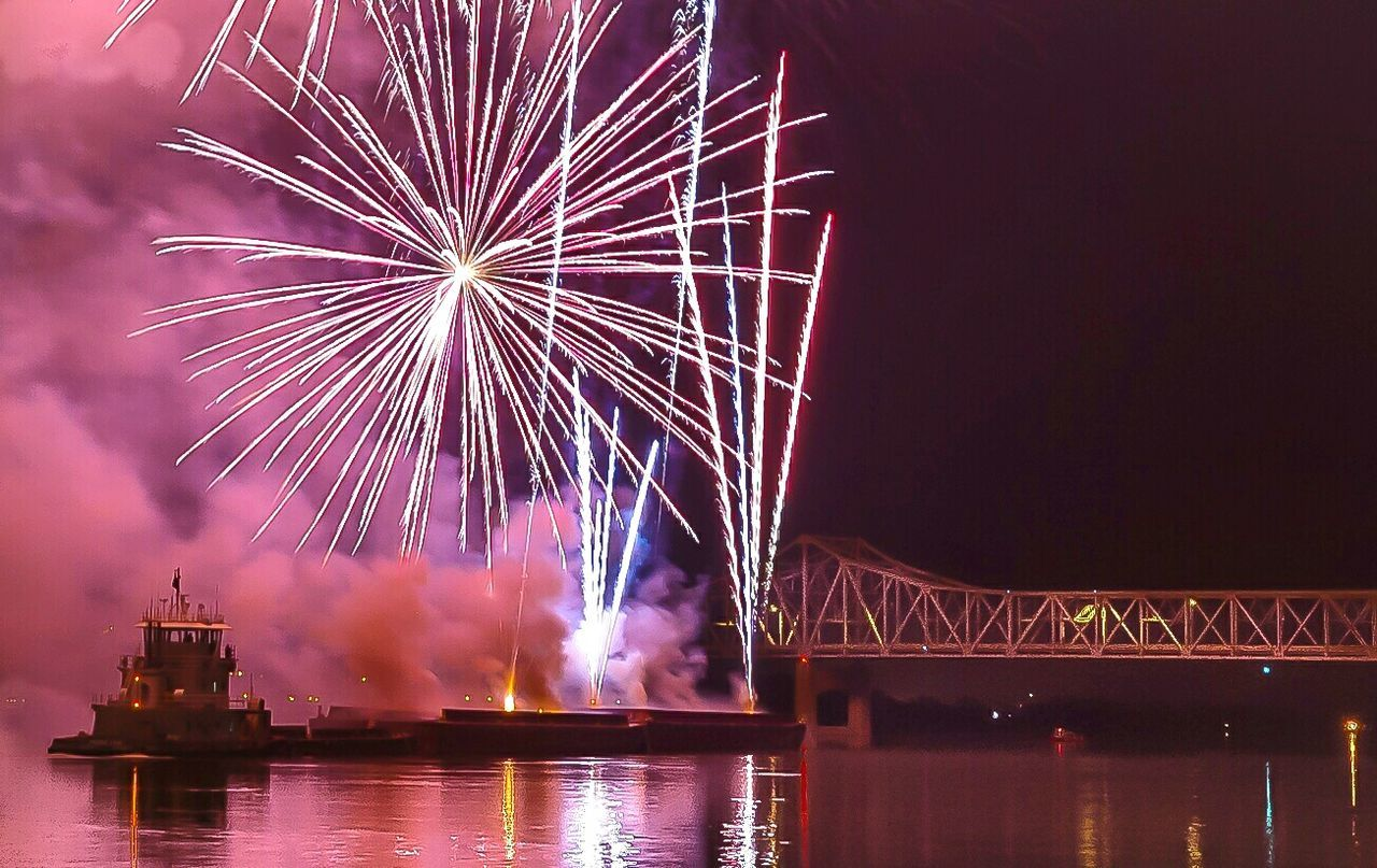 Beautiful stock photos of 4th of july, , Bridge, Building Exterior, Celebration