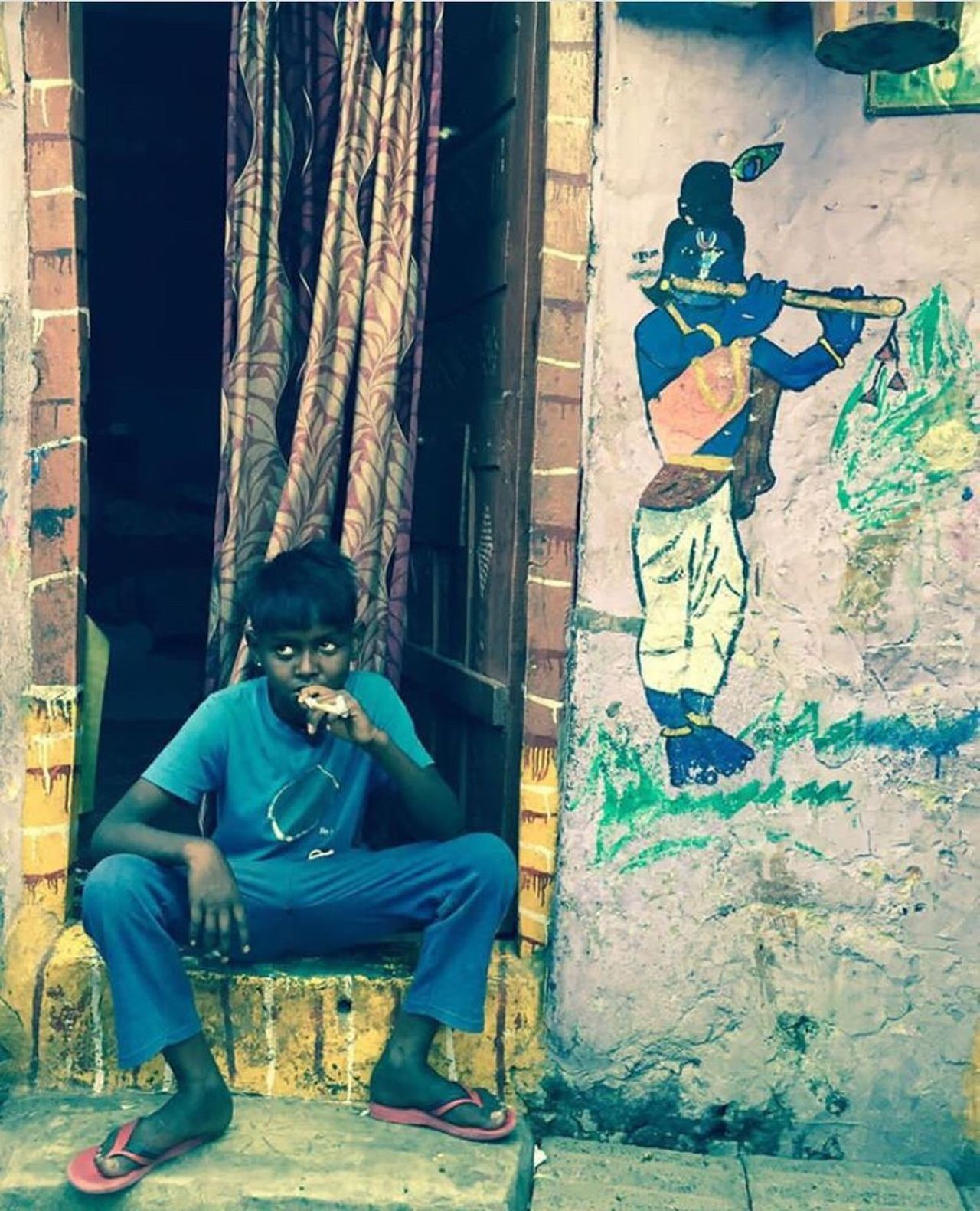 The Pied Piper Mysteriousindia Delhidiaries Twoinone Blackisbeautiful