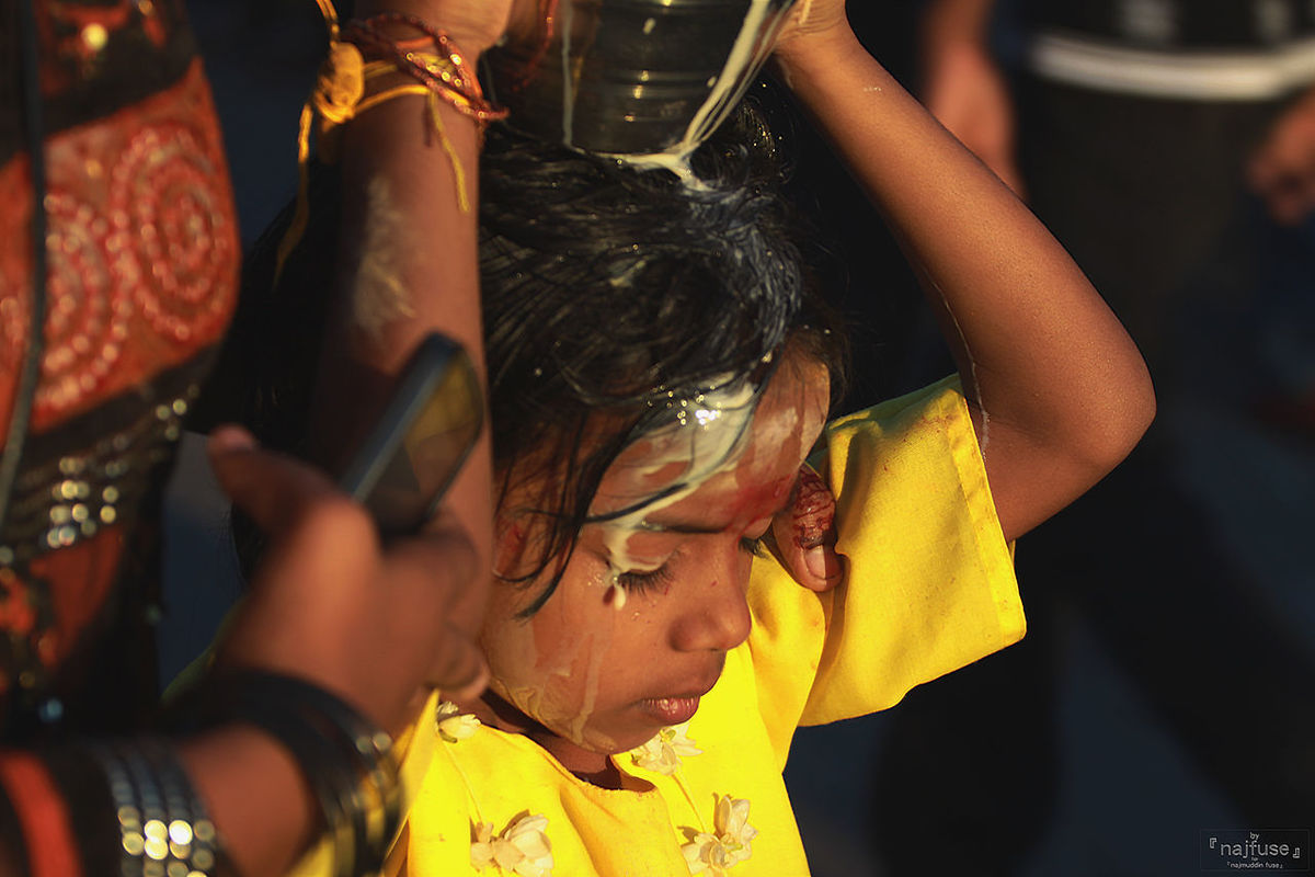 Children Thaipusam2016 Thaipusam Kuala Lumpur Festival Festive Hindu Human Interest Check This Out Batucave Canon Canonphotography
