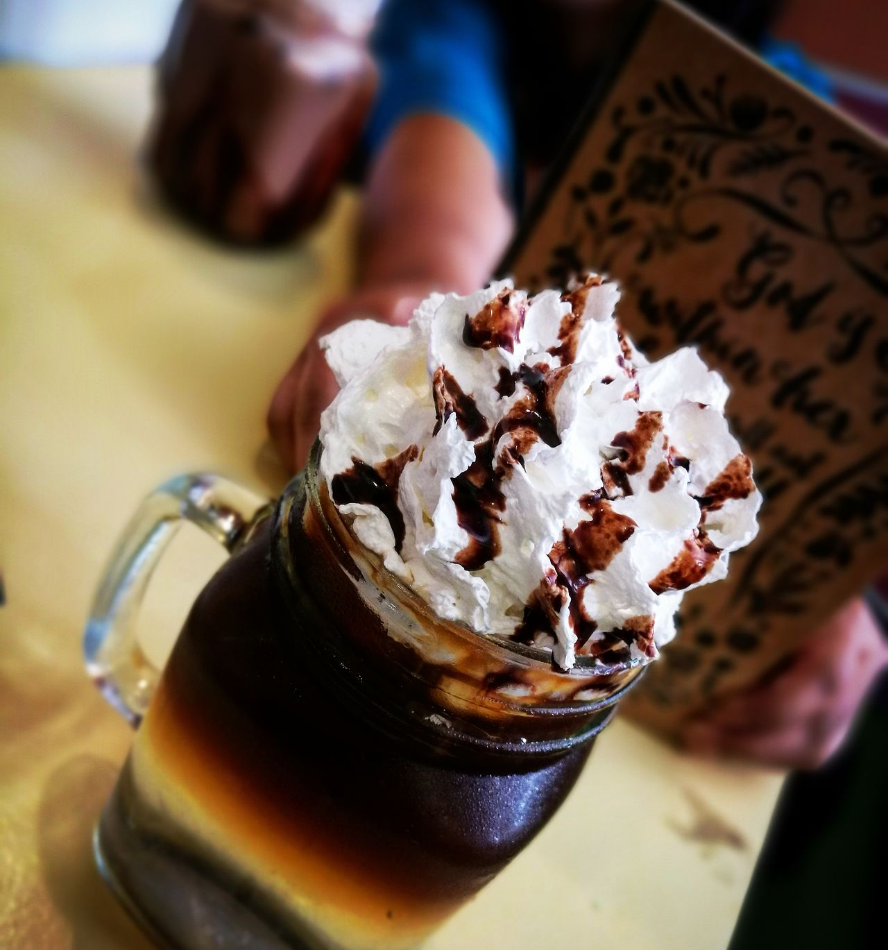 First Eyeem Photo Food Coffee Frappe Cafe