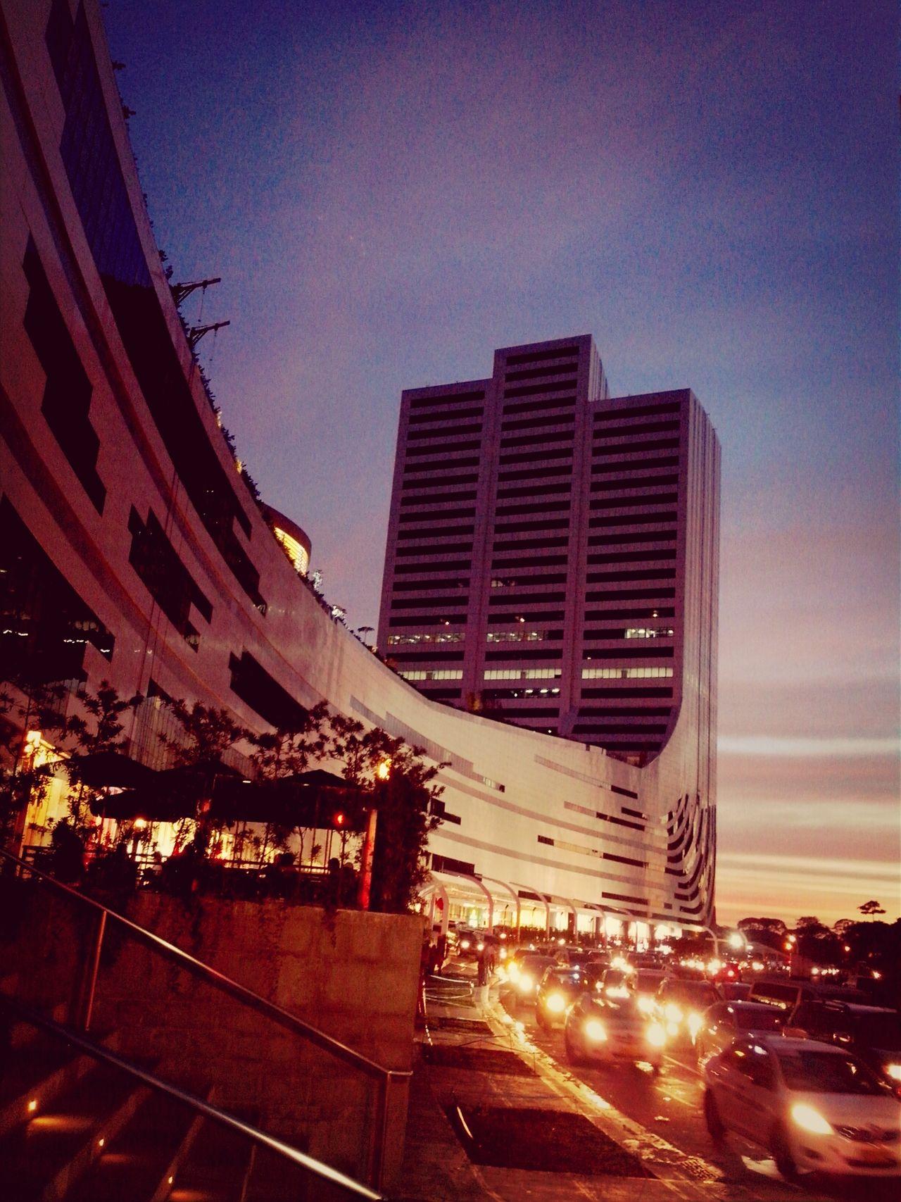 the famous mall, SM Aura Eyeem Philippines Street Photography EyeEm Best Shots - Sunsets + Sunrise Mobile Photography
