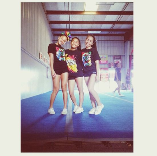 No matter what, i wanna be able to keep these two in my life. Cheersisters  Lindsey&lydel