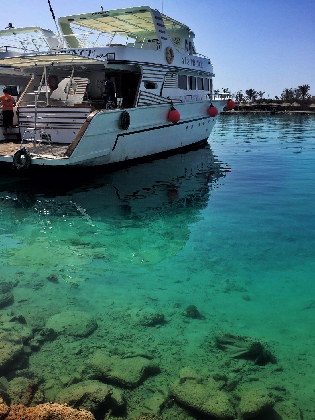 Egypt Red Sea Ghardaqah
