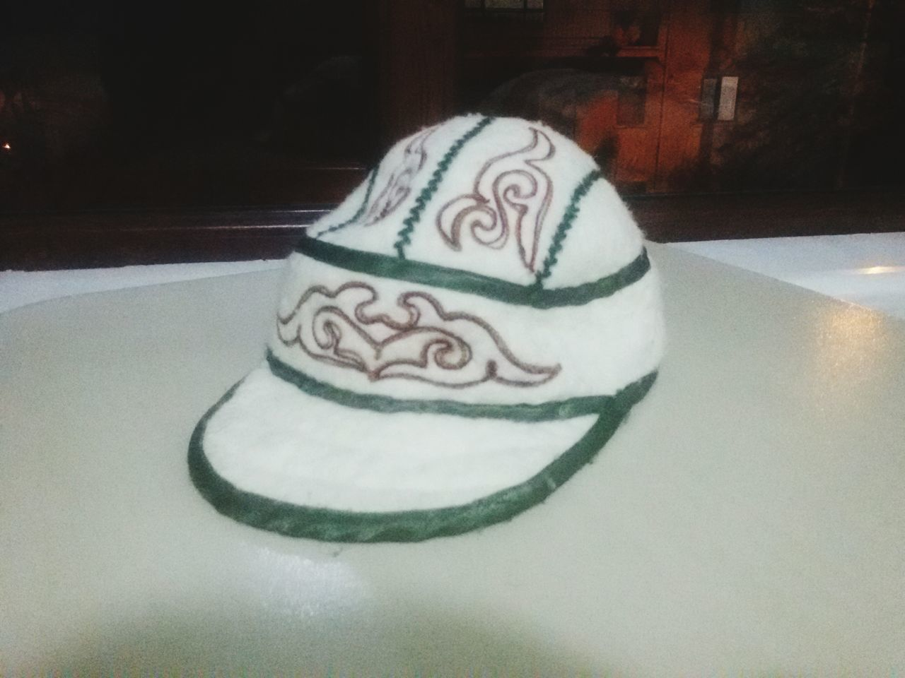 Local Local Culture Kirghiz Hat Gift