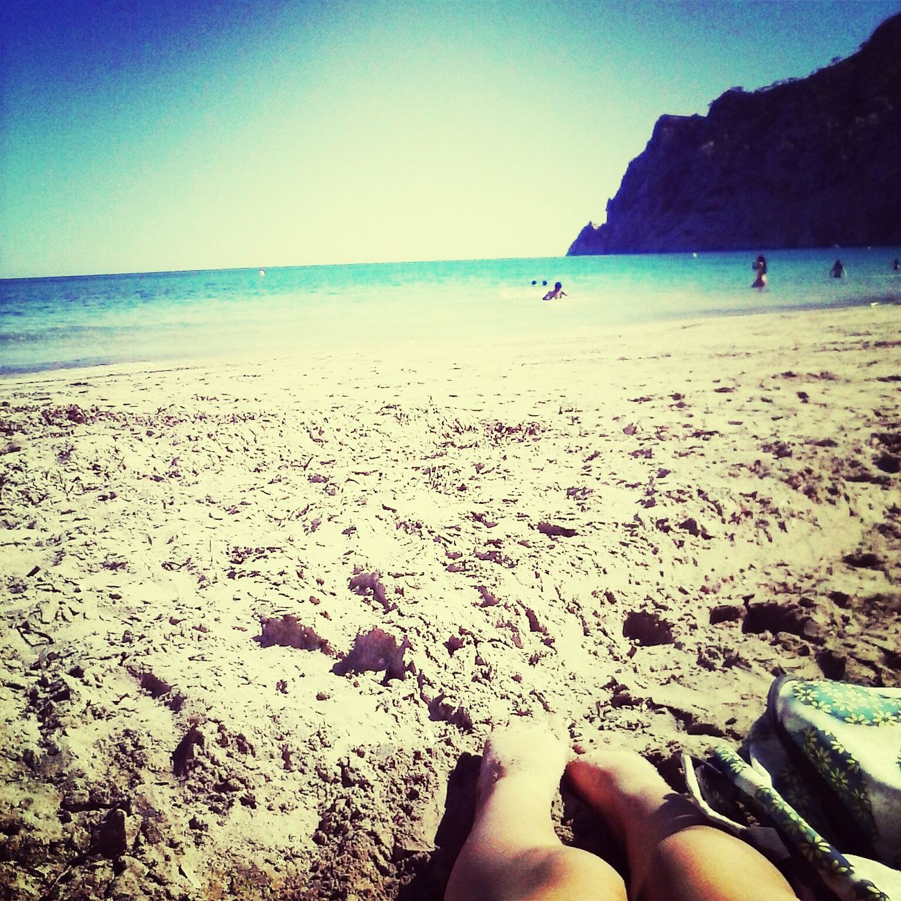 Calpe, Spain Spring Break✌ Sun Sea Love ❤