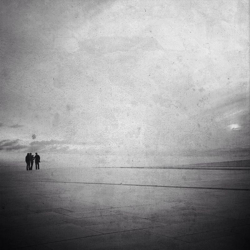 simplicity divelandscape by Ria Molde