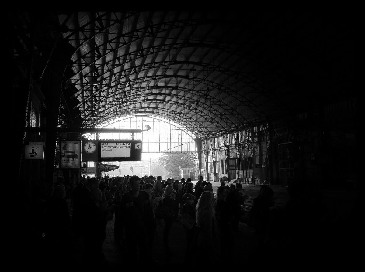 Haarlem Central Station Haarlem Central Station