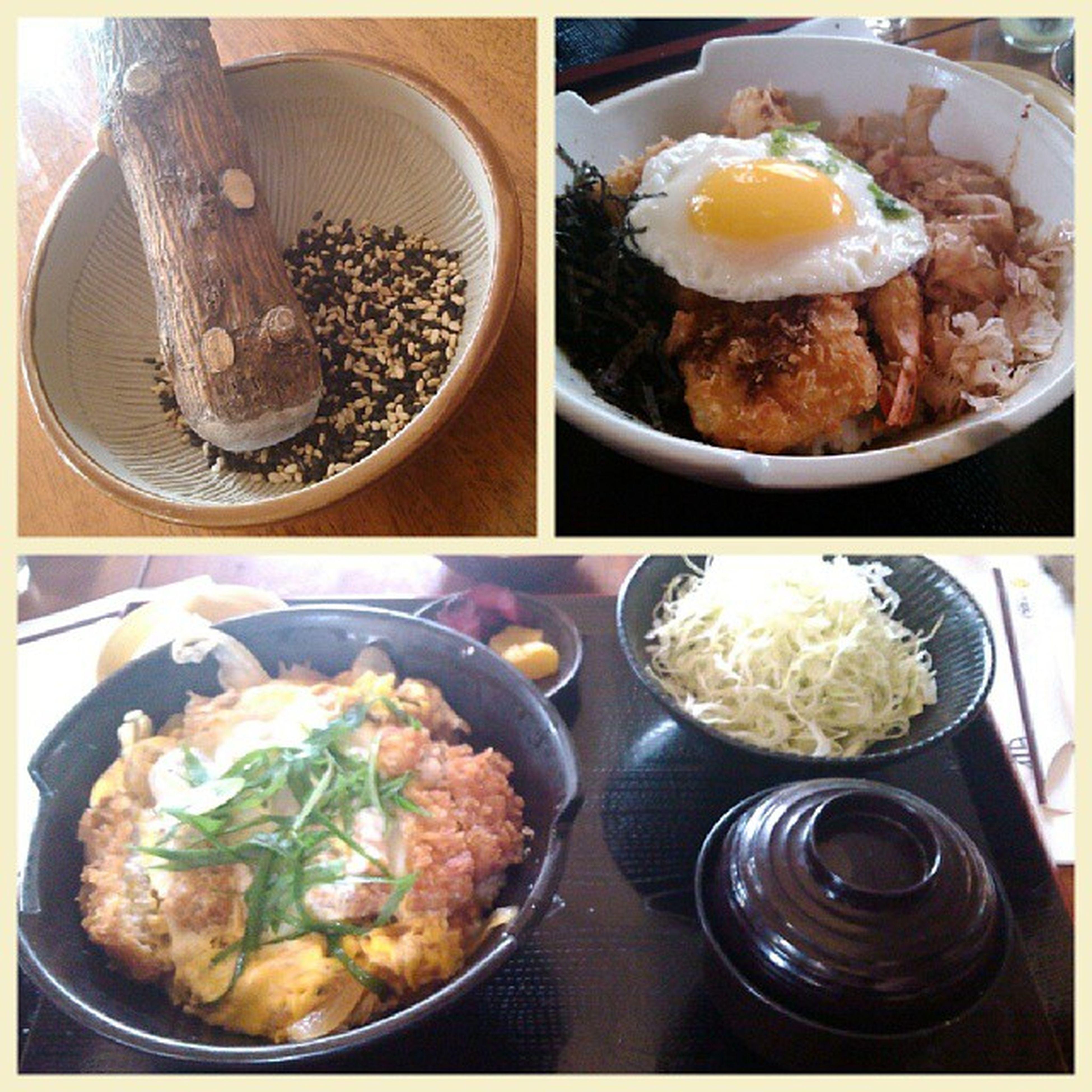 My first Yabu experience! HouseOfKatsu Japanese  BangForTheBook Instafood Foodstagram FamilyDay
