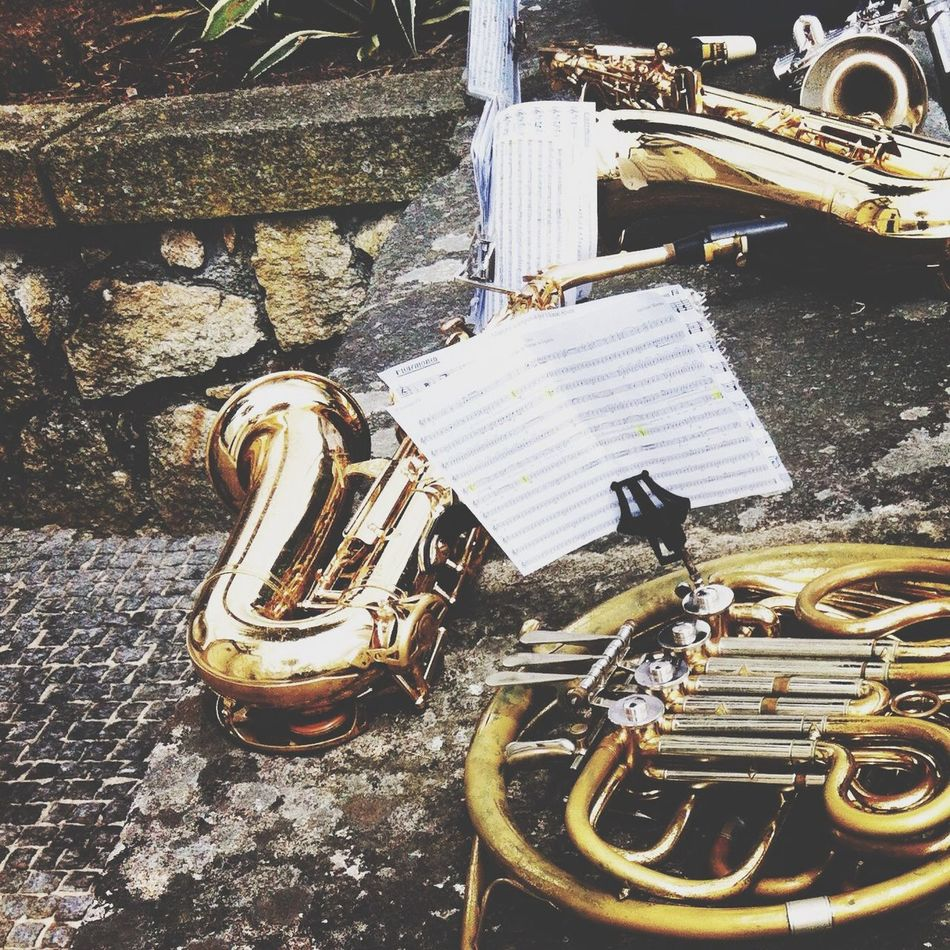 Living the music Music Hanging Out Gold