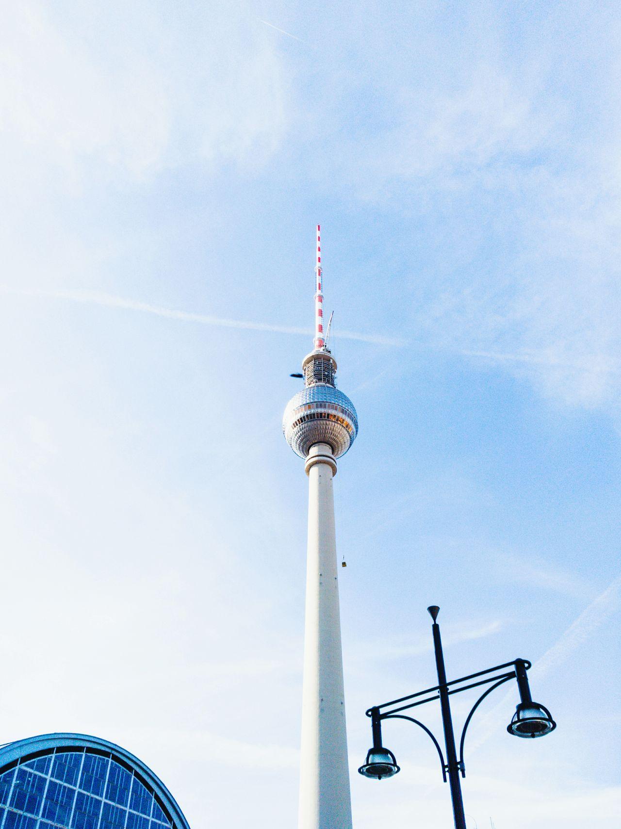 Tv Tower Berlin Berliner Ansichten Fernsehturm TV Tower Enjoying The Sun Berlin Mitte Berlin Architecture Cityscapes Travel Destinations Tourist Attraction  Minimalist Architecture Neighborhood Map