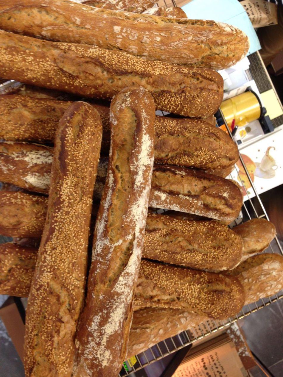 Pain, Bread, Fournées