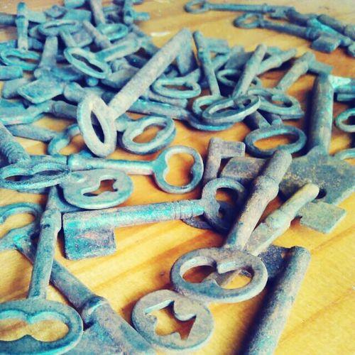 Old Keys Skeletonkeys Deposterz Life Back Then Vintage