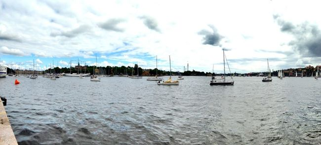 Hanging Out Going Sailing Enjoying The Sights ÅF Race