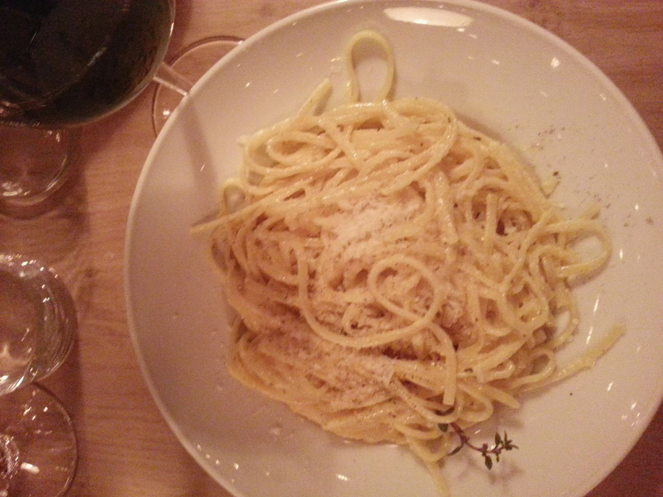 What's For Dinner? Simplicity Dinner Spaghetti My Favorite