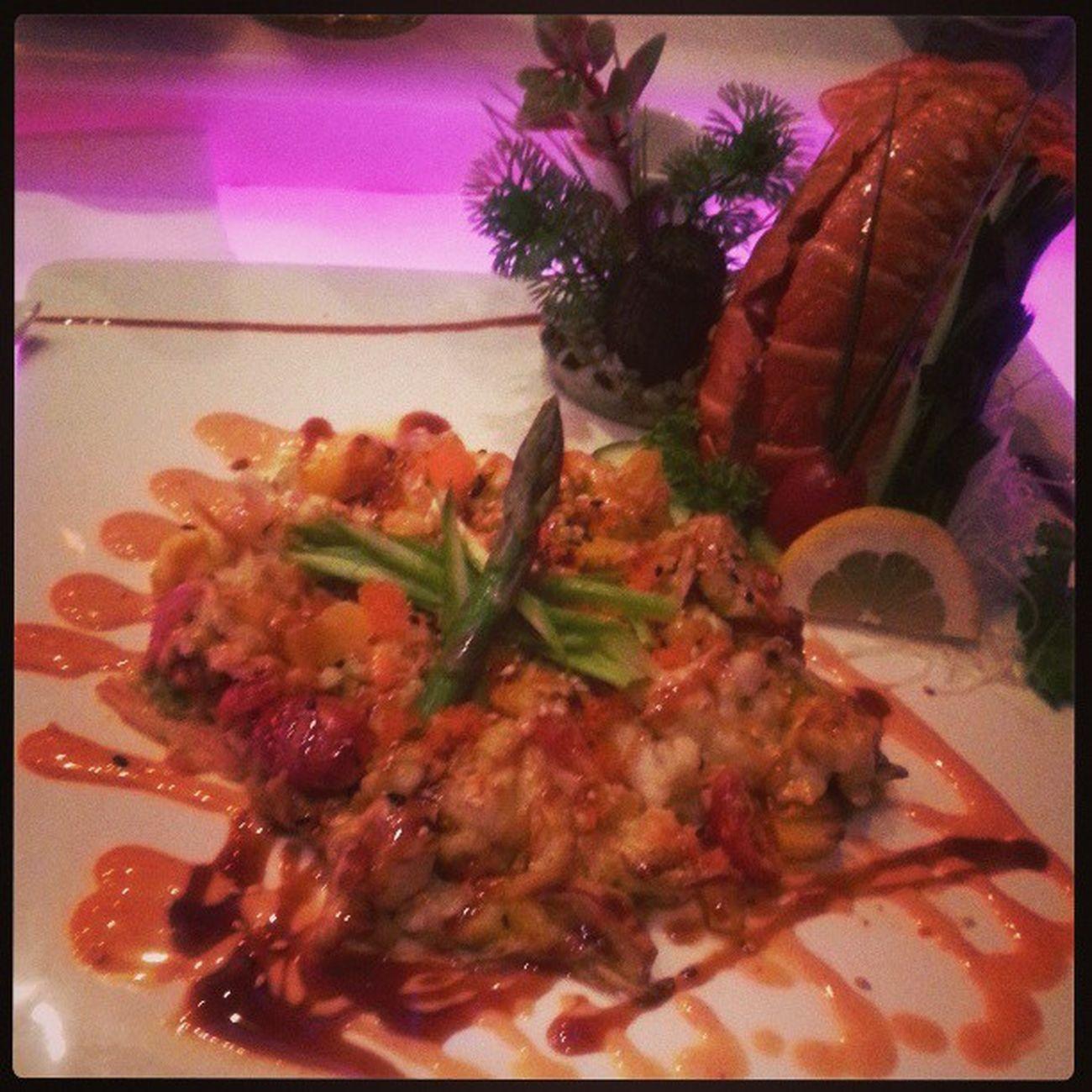 Faded FujiCrofton Lobster