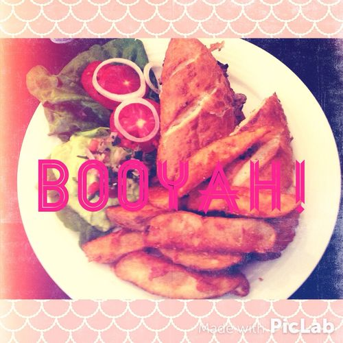 Foodporn Booyah