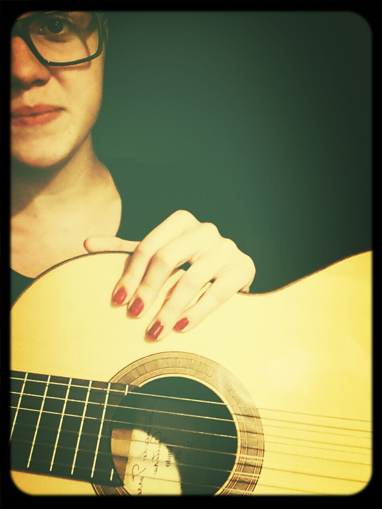 I Love My Guitar