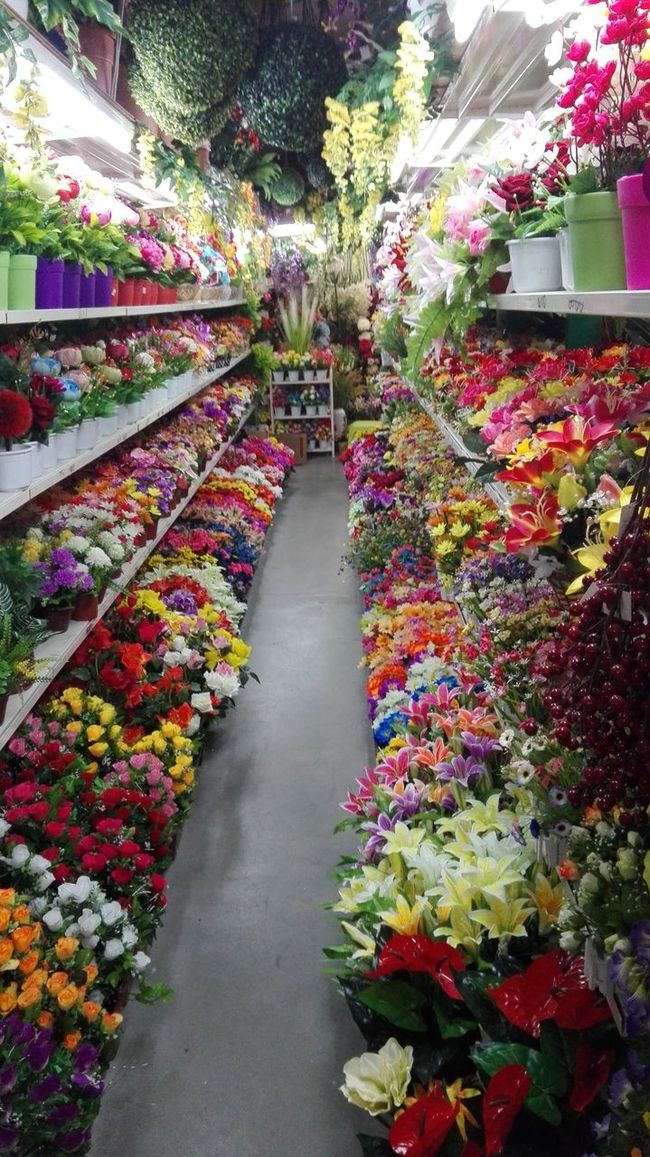 Multi Colored Variation For Sale Choice Flower Colorful Retail  Large Group Of Objects Abundance Collection Flower Shop Plant Arrangement Freshness Retail Display Bouquet Vibrant Color Various No People Pink Color Plastic Flowers Plastic Flower