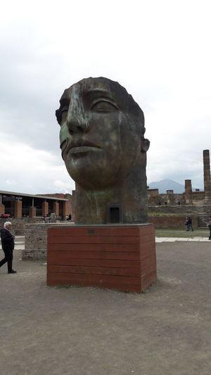 Statue Sculpture Outdoors